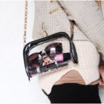 DIY Perspex Clutch with Chain Strap