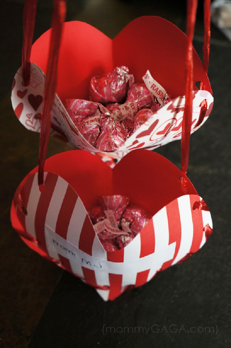 Top 10 valentine crafts for preschoolers top inspired for Best gift of valentine day