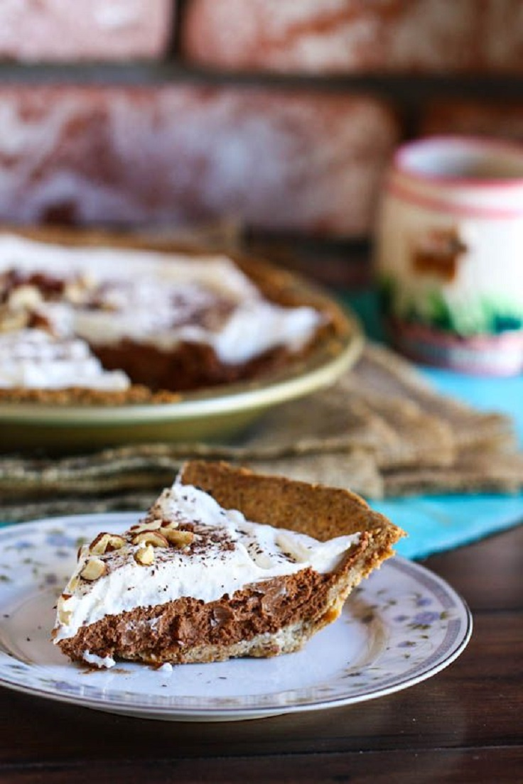 French-silk-chocolate-pie-with-hazelnut-crust