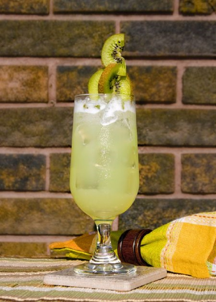 Top 10 non alcoholic drinks for st patrick 39 s day top for Great vodka mixed drinks