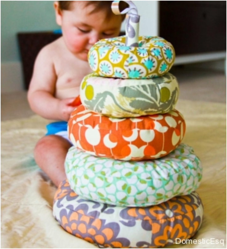 Top 10 Baby Toys : Top fun and stimulating diy baby toys inspired