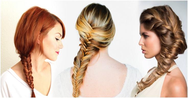 Top 10 Fantastic Fishtail Braid Hairdos