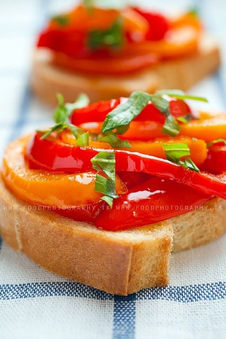 Top 10 Best Italian Bruschetta Recipes