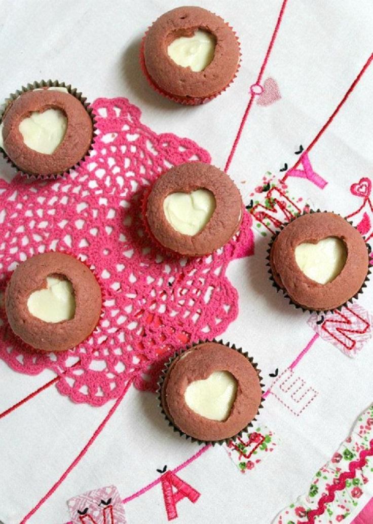 Pink-Velvet-Sweetheart-Cupcakes