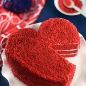 Top 10 Romantic Cakes for Valentine's Day | Top Inspired