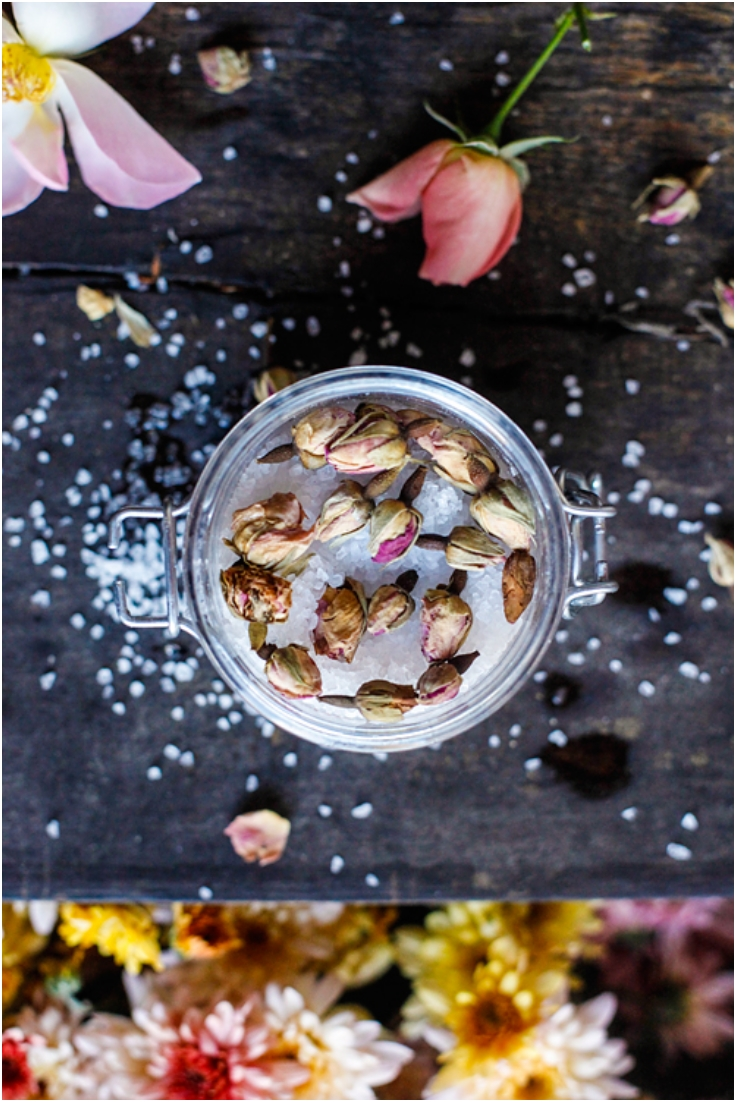 Top 10 DIY Beauty Products From Your Valentine's Roses