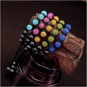 Top 10 Mystical DIY Shamballa Style Bracelets | Top Inspired