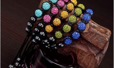 Top 10 Mystical DIY Shamballa Style Bracelets | Top Inspired