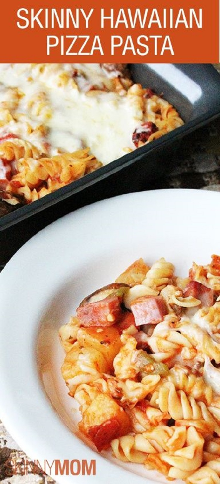 Skinny-Hawaiian-Pizza-Pasta