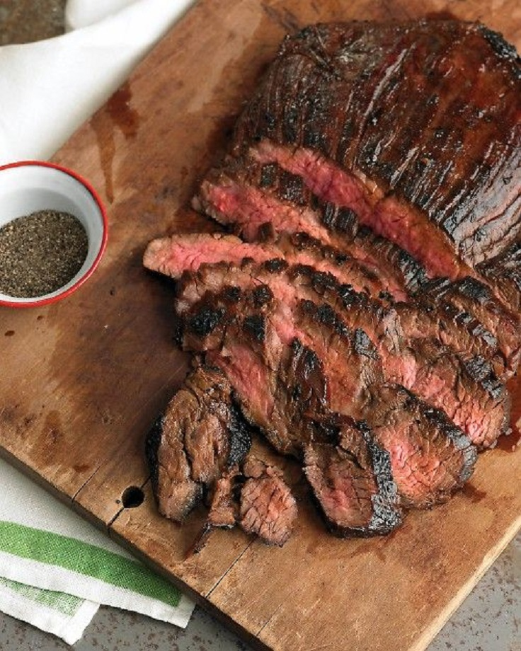 how to cook marinated steak on stove top