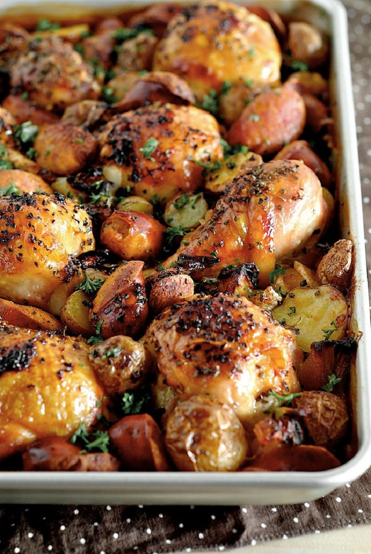 Top 10 Low Carb Chicken Recipes | Top Inspired