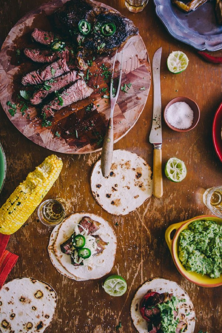 Tequila-and-Lime-Marinated-Steak