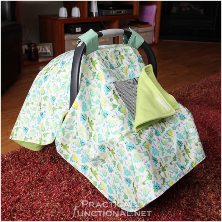 Waterproof-Car-Seat-Canopy