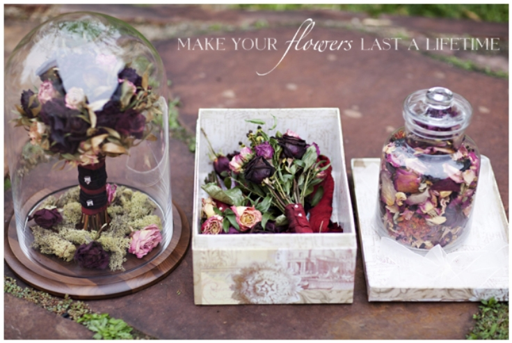 Top 10 DIY\'s For Preserving And Displaying Dried Flowers - Top Inspired