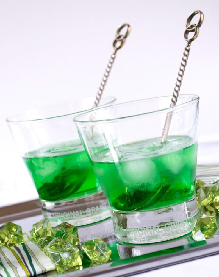 Top 10 St. Patrick's Day Cocktails | Top Inspired