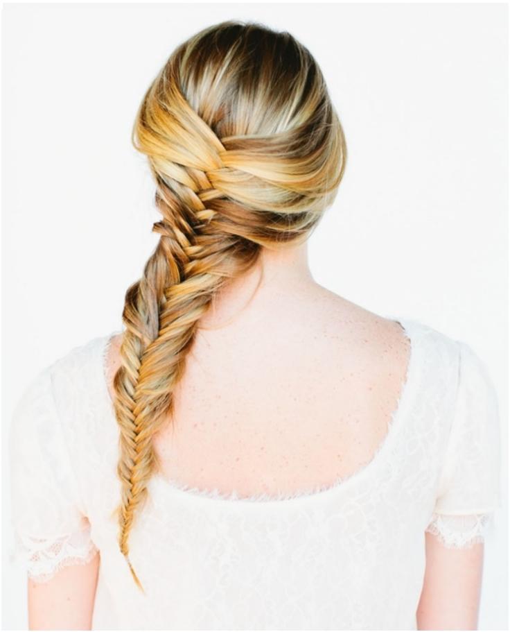 Top 10 Fantastic Fishtail Braid Hairdos | Top Inspired