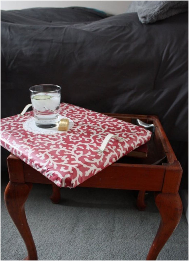3-in-1-Upholstered-Tray-Bench