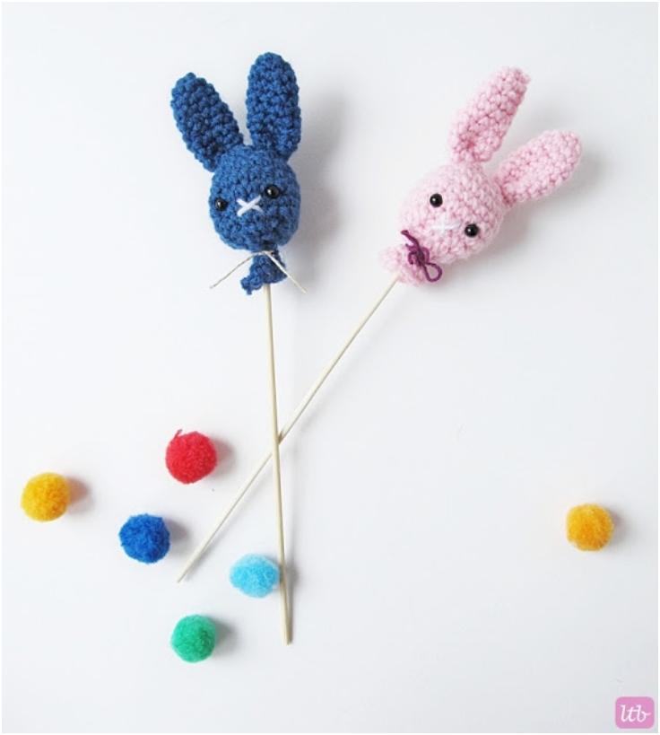 Amigurumi-Bunny-Pops
