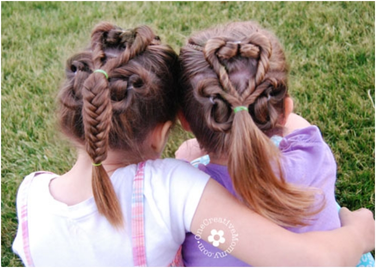 Top 10 Lucky Shamrock Hairstyles For Girls
