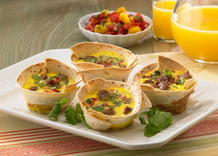 Breakfast-Tortilla-Cups