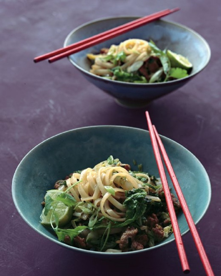 Chinese-Cabbage-Stir-Fry-with-Rice-Noodles-Pork-and-Cilantro