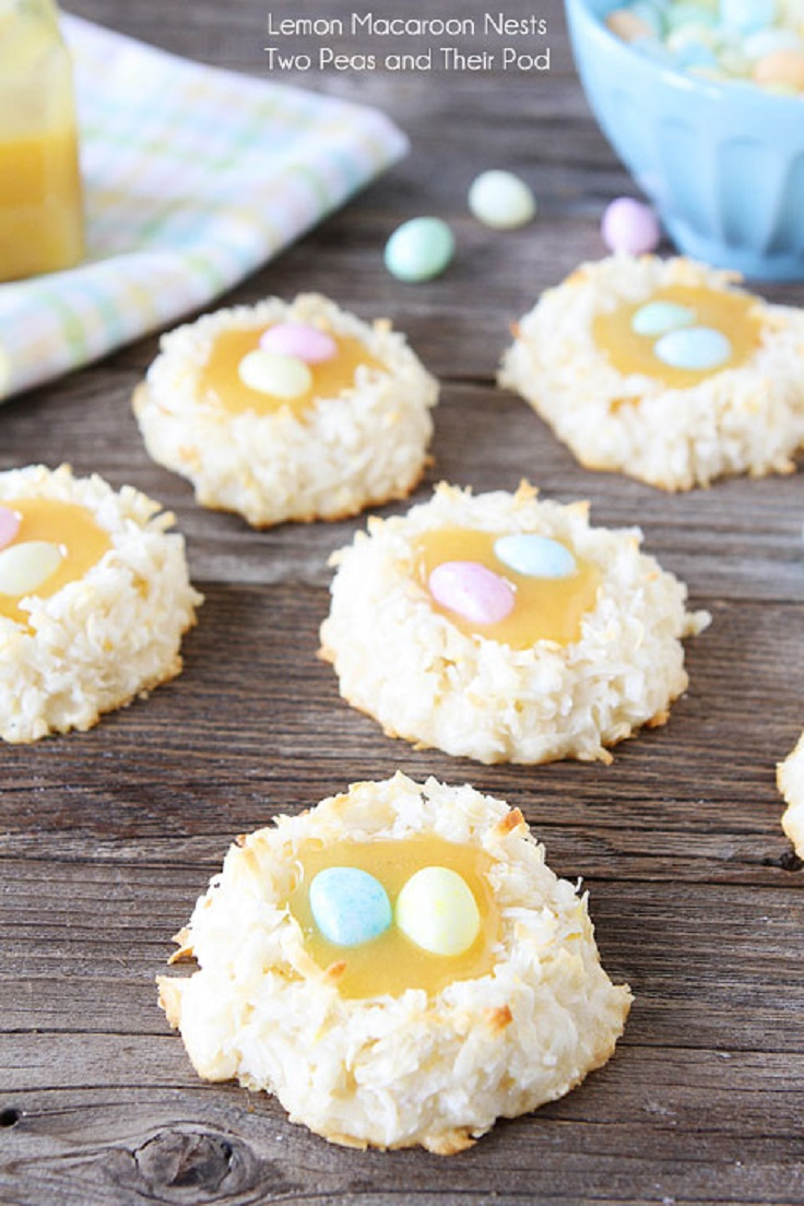 Coconut-Lemon-Macaroon-Nests