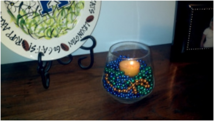 Top 10 Decorative DIY Crafts With Leftover Mardi Gras Beads