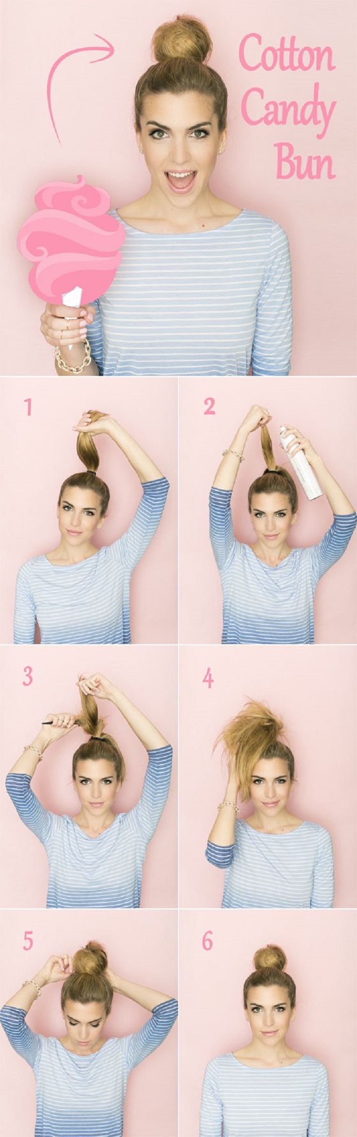 Cotton-Candy-Bun-Tutorial