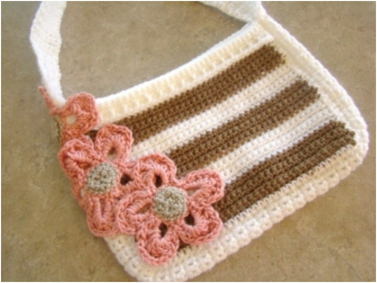 Crochet Patterns For Bags And Purses : Top 10 Free Patterns For Crocheted Small Summer Purses ...