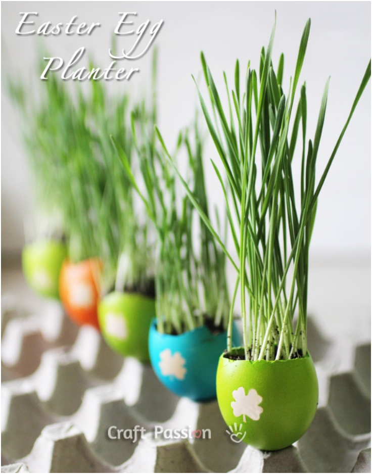 DIY-Easter-Egg-Planters