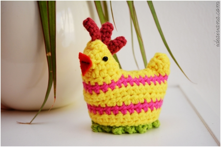 Easter-Crochet-Chick-Egg-Cosy