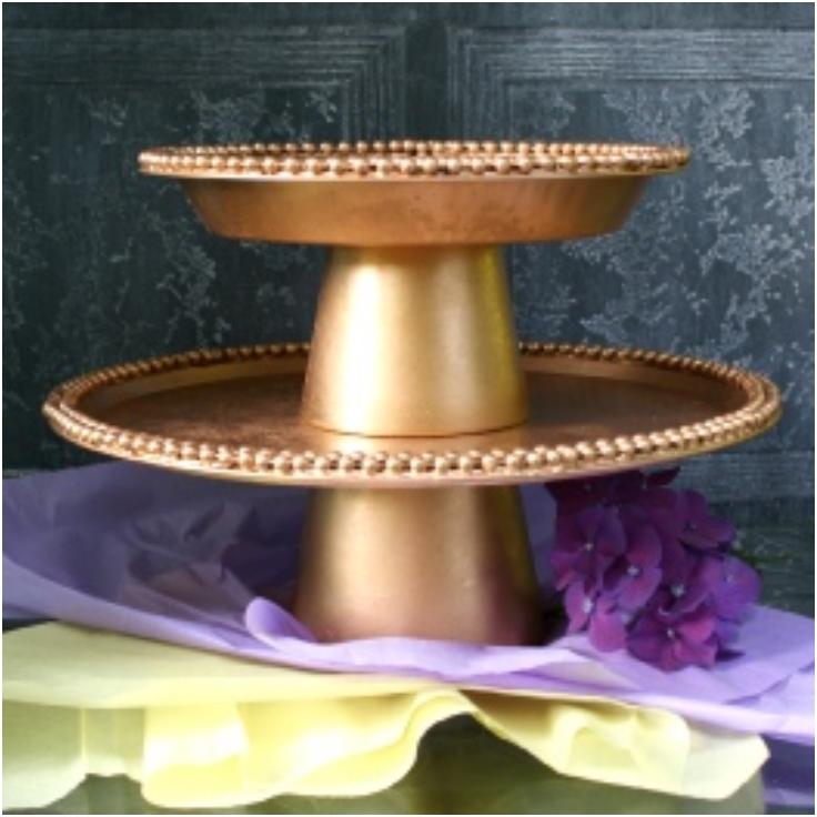 Diy Cake Stand Wedding Ideas: Top 10 Sweet DIY Cake And Cupcake Stands