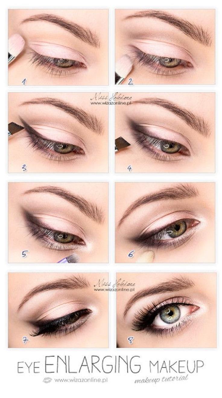 Top 10 Trending Eye Makeup Tutorials Top Inspired