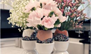 Top 10 DIY Easter Eggshell Planters | Top Inspired