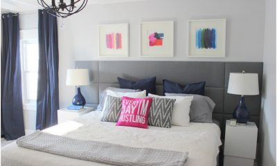 Top 10 Artful DIY Headboards For The Bedroom | Top Inspired