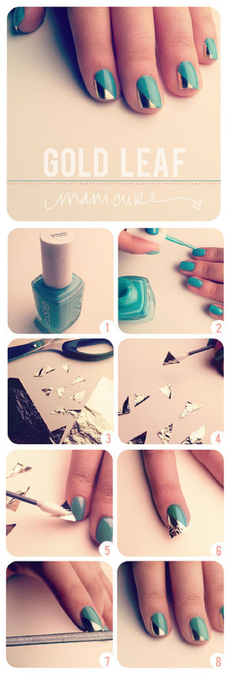Top 10 Most Wanted Nail Art Tutorials | Top Inspired