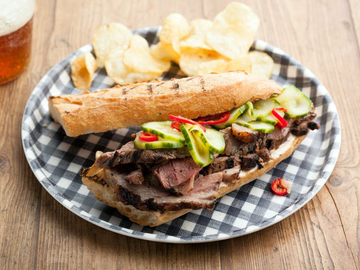 Grilled-Lamb-Sandwiches