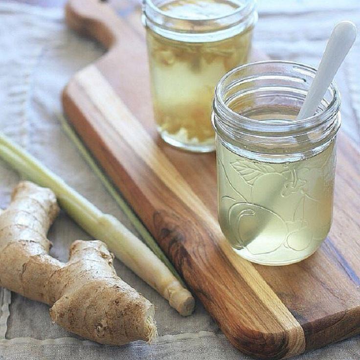 Homemade-Ginger-Tea