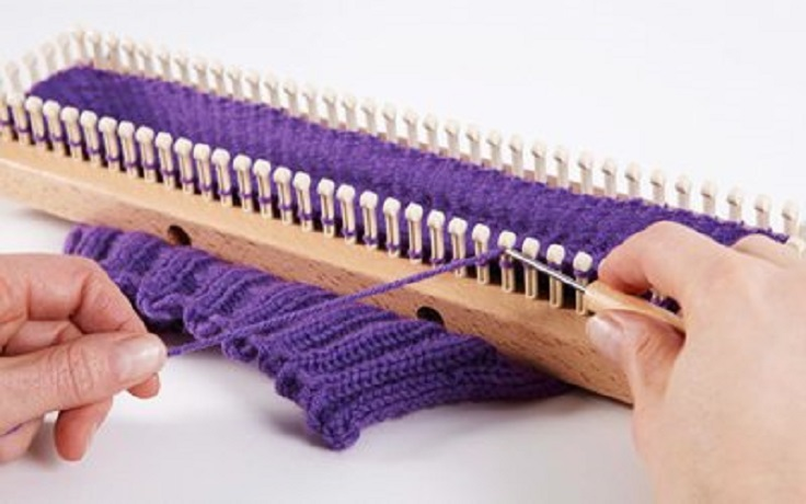 Knitting-Board