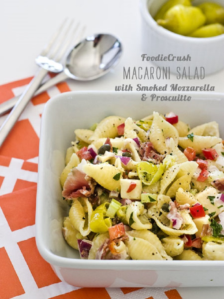 Macaroni-Salad-with-Smoked-Mozzarella-and-Proscuitto
