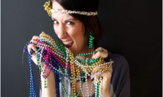 Top 10 Decorative DIY Crafts With Leftover Mardi Gras Beads | Top Inspired