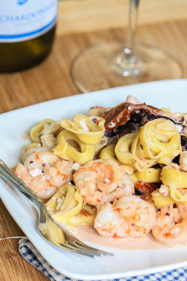 Mediterranean-Shrimp-Tortellini