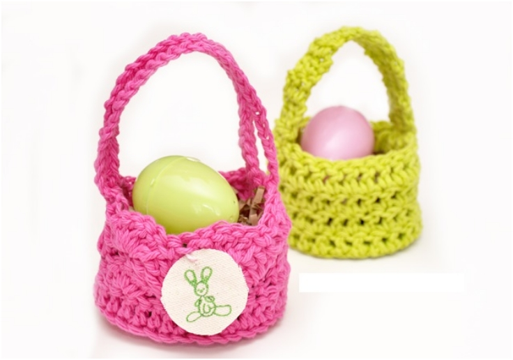 Top 10 Free Crochet Patterns For Adorable Easter Decorations Top