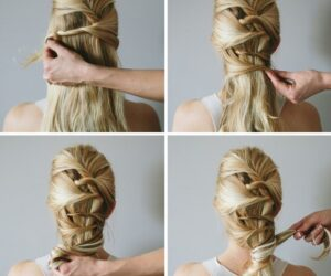 Top 10 Most Popular Hair Tutorials For This Spring