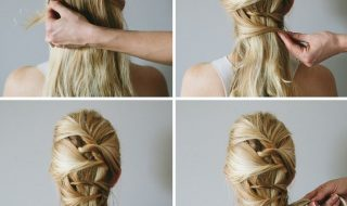 Top 10 Most Popular Hair Tutorials for Spring 2014   Top Inspired