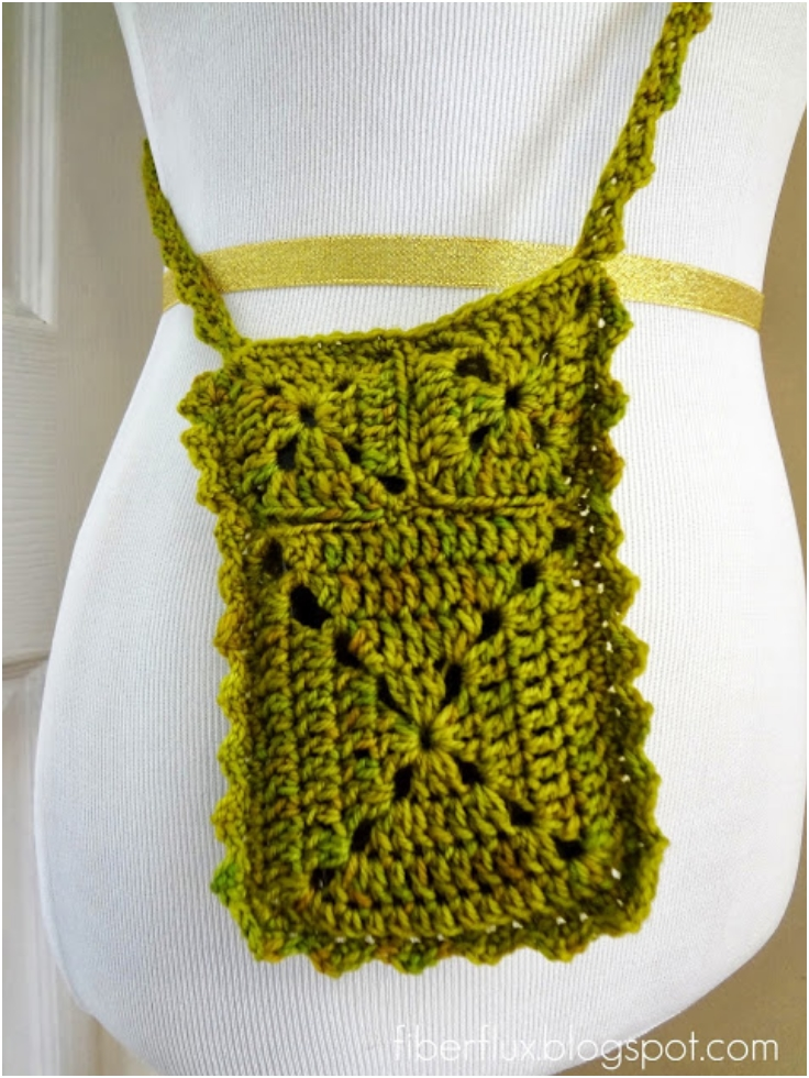 Small Bag Crochet Pattern : Top 10 Free Patterns For Crocheted Small Summer Purses - Top Inspired