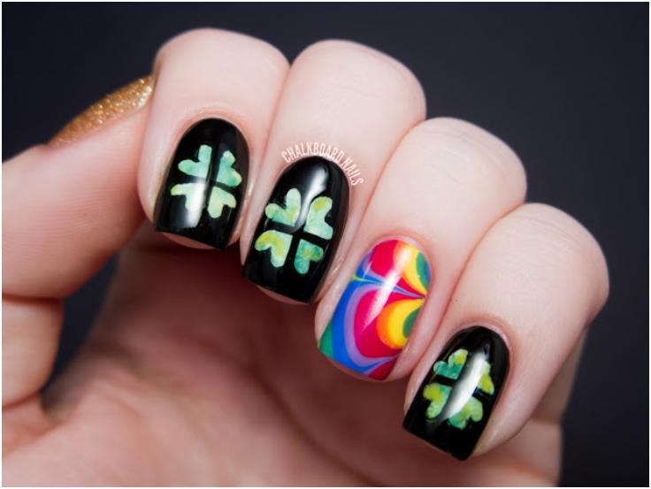 Shamrocks-Rainbows-and-Gold-Nails