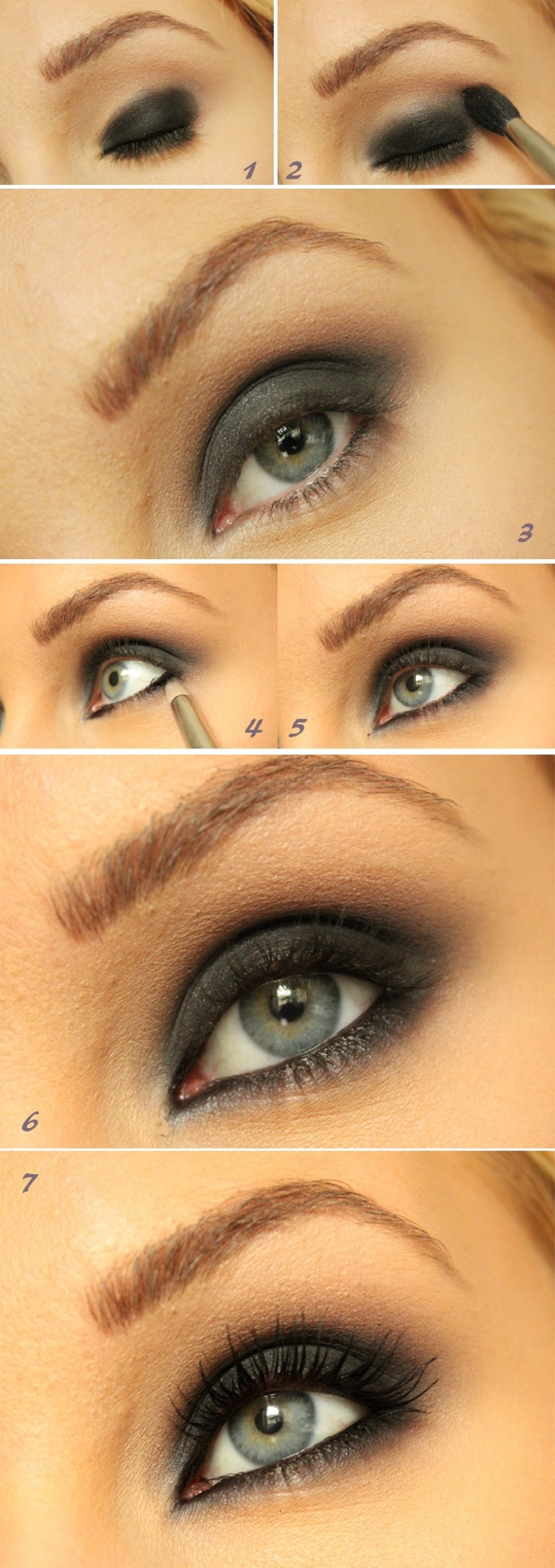 Smokey Eyeshadow Tutorial: Top 10 Trending Eye Makeup Tutorials