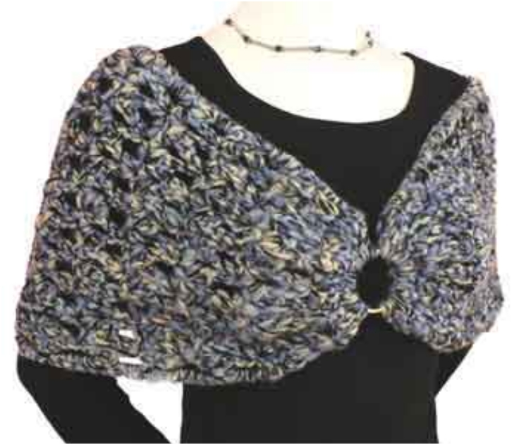 Crochet Shrug Pattern : Top 10 Patterns For Cozy Knitted Or Crocheted Summer Shawls - Top ...
