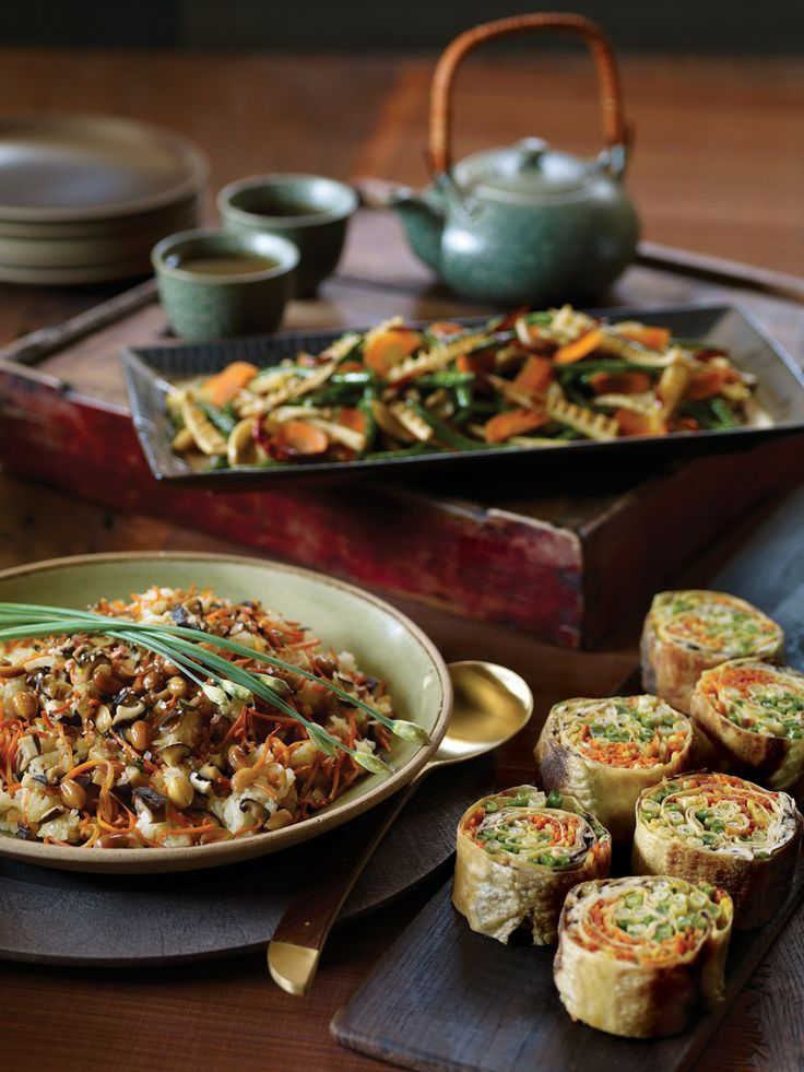 Sticky-Rice-with-Carrots-Shiitake-Mushrooms-and-Peanuts1